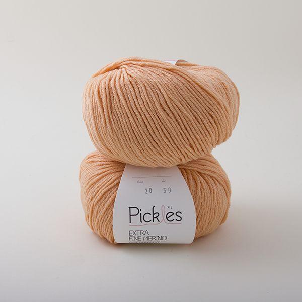 Pickles Extra Fine Merino - Pudder