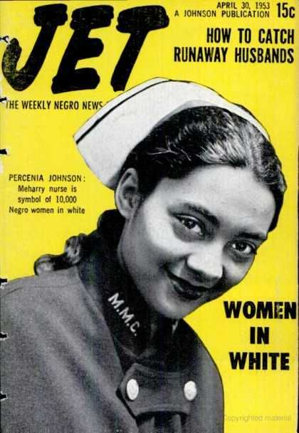 The first African American Nurse...Mary Mahoney