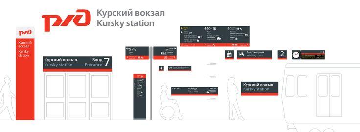 Russian Railways - Air Design