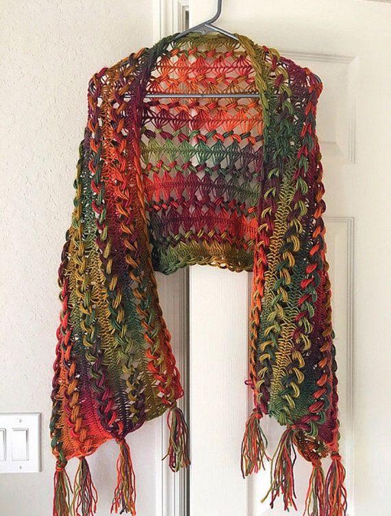 122 best Crochet | Shawls and Shrugs images on Pinterest ...