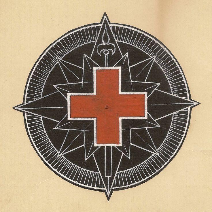 Windroos Jeugd Rode Kruis