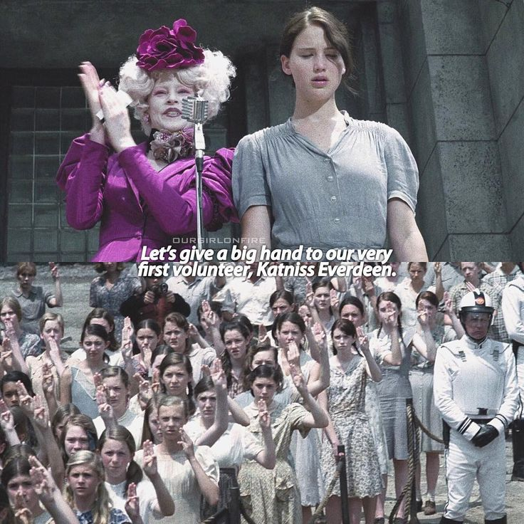 "1,441 Likes, 3 Comments - The Hunger Games (@ourgirlonfire) on Instagram: ""- This scene is so iconic"""