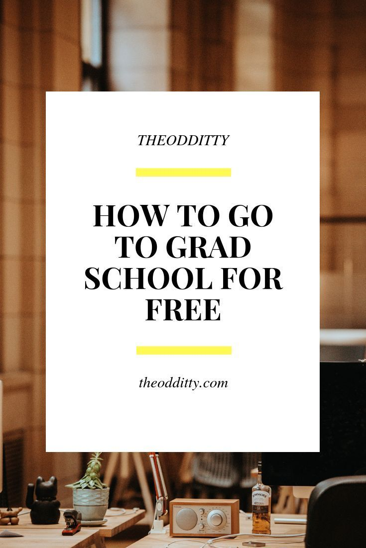 How I Go To Grad School For Free Nursing School Scholarships