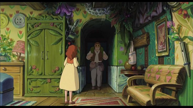 the borrowers house - Google Search