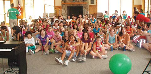 First year at Camp! Gosh that was sooo....long ago but I'm still friends with all these crazy girls and we'll meet up again at Camp but as CITs:)