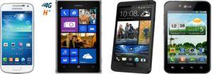 Les offres d'abonnement #mobile #4G et les bons plans #smartphones 4G riment !