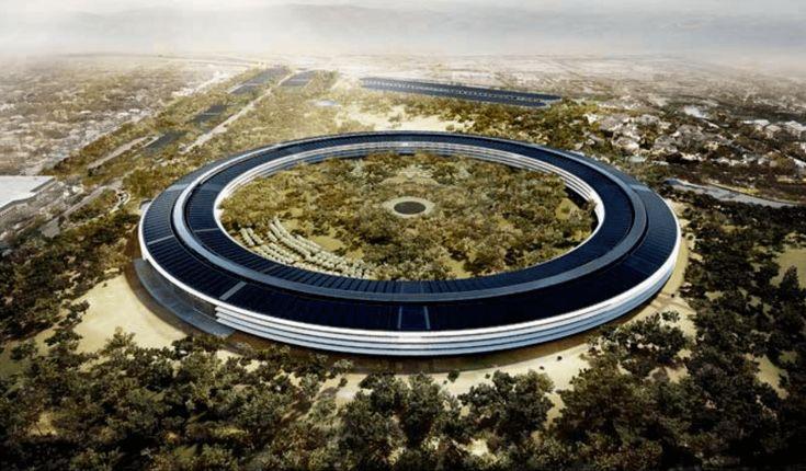 Apple Campus 2'den 4K Görüntüler! http://www.technolat.com/apple-campus-2den-4k-goruntuler-6305/