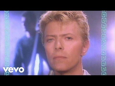 Day 25 - a song by an artist who is no longer living. This one is still hard to believe. David Bowie - China Girl - YouTube