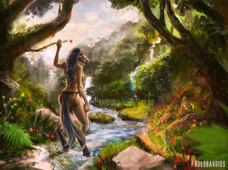 294 Best Fantasy Art 4 Images On Pinterest