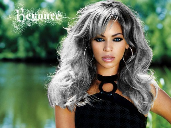 Salt And Pepper Hairstyles Photos And Video Tutorials The Haircut Web Beyonce Hair Color Hair Styles Beyonce Hair