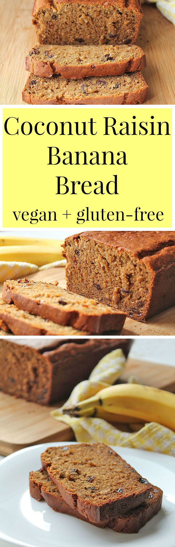 Take a break from plain old banana bread and shake things up with this ...