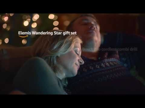 Amazon Advert Music, Christmas 2016 – 'Book of Baby Names' Seasonal Gifts | TV Ad Songs..... Baby announcement via a present.