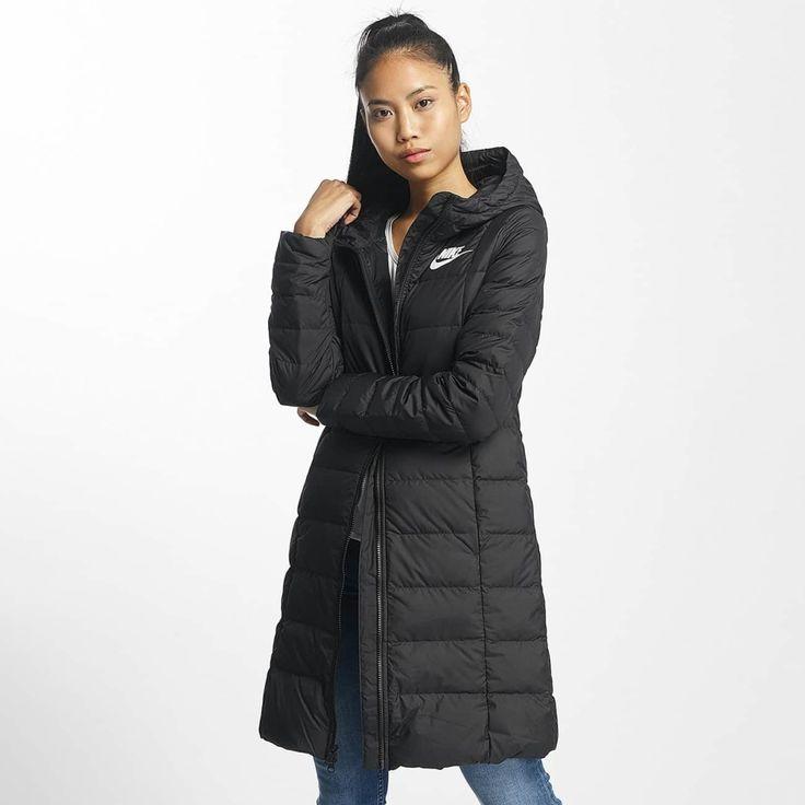 #Damen Nike Frauen Mantel NSW Down Fill in schwarz, 00887223768722