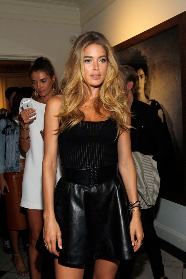 Doutzen Kroes, Obsessed with Victorias Secret Hair