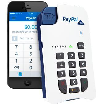 Paypal releases revamped mobile Credit Card reader