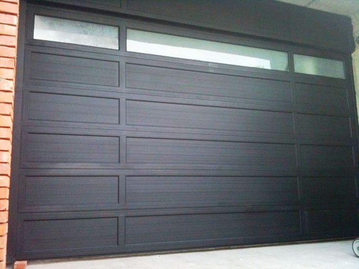 Contemporary Garage Doors : Contemporary Modern Garage Doors ...