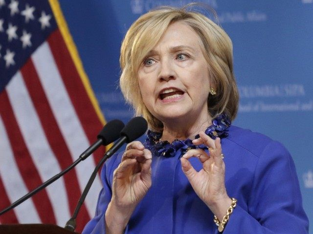Hillary Clinton Takes Hit In WSJ Poll, Goes 24 Days Without Talking To Media  Hillary Rodham Clinton