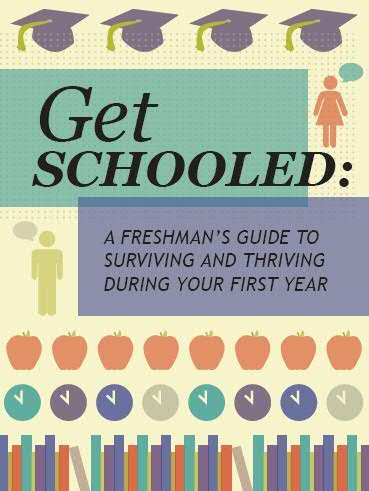 #Freshmen Survival Guide - includes everything from how to cook in your dorm room to where to buy the cheapest books!