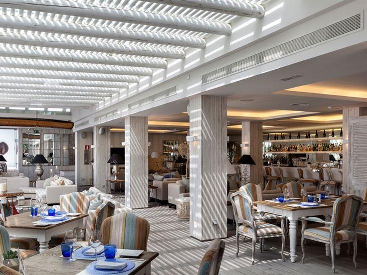 71 best cr project sea grill restaurant hotel puente - Sea grill marbella ...
