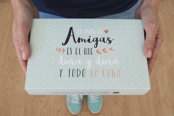 """Kit """"Amigas"""""""