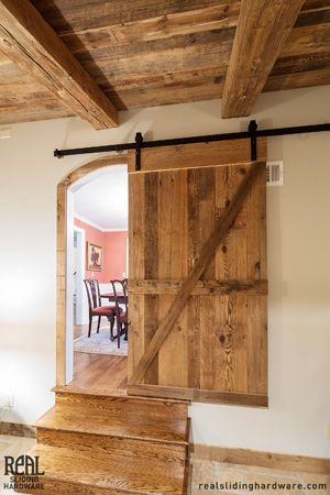 wine-cellar-oak-barn-beams-J7816  garage  Pinterest
