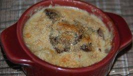 Cassolette de noix de Saint-Jacques