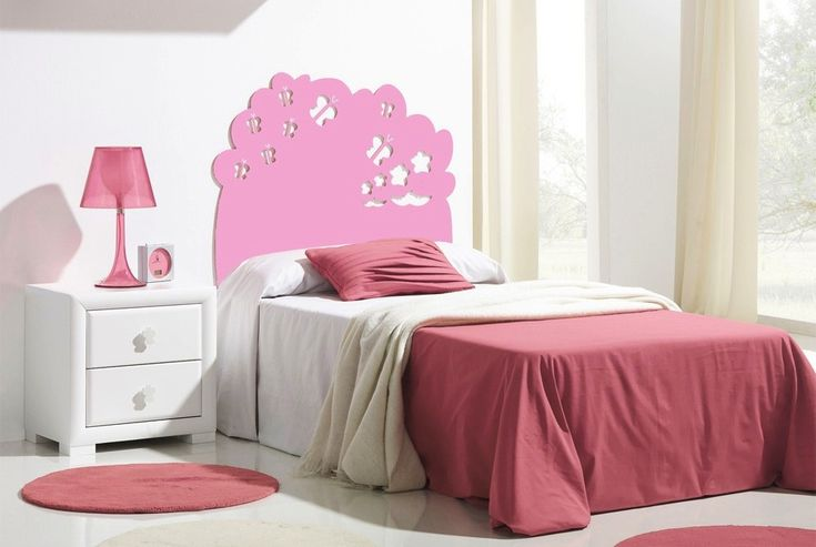 Ideas para cabeceros de cama infantiles con los que for Ideas para decorar camas