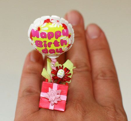 Kawaii Cute Miniature Food R... from fingerfooddelight on Wanelo