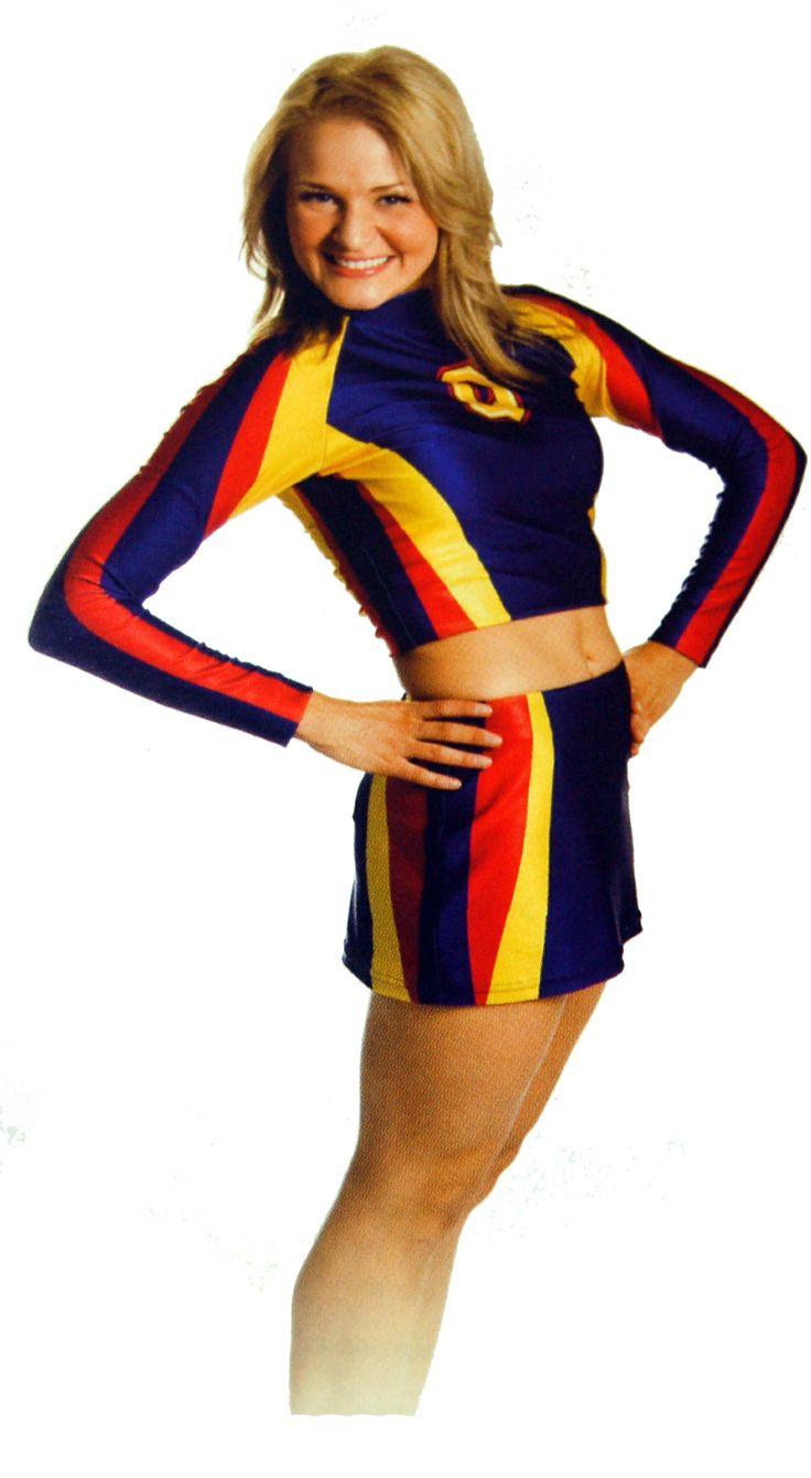 Dye sublimated women's uniform