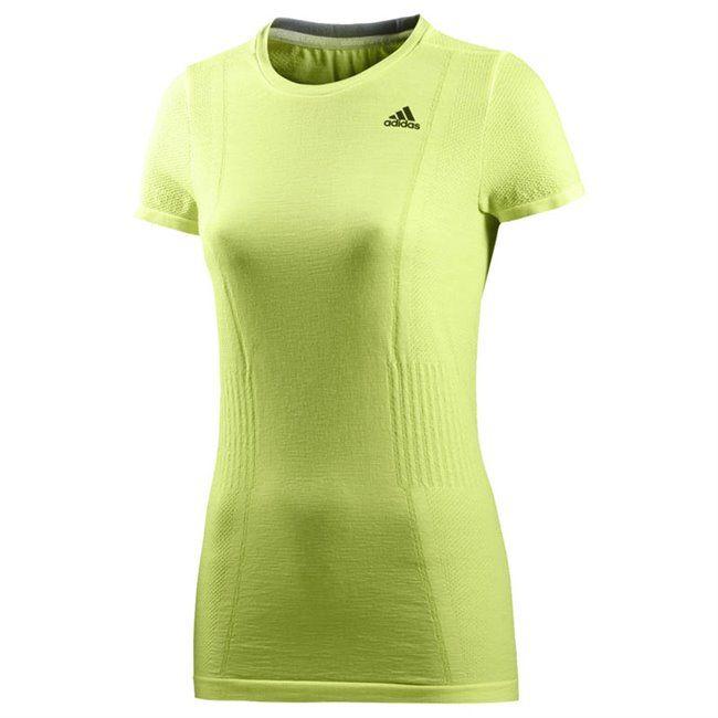#adidas #ADISTAR WOOL PRIMEKNIT SS T #women   E-shop crish.cz