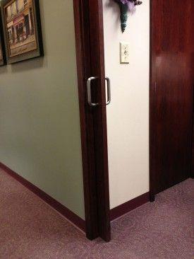 18 best accessible home design wheelchair accessible for Ada bathroom door