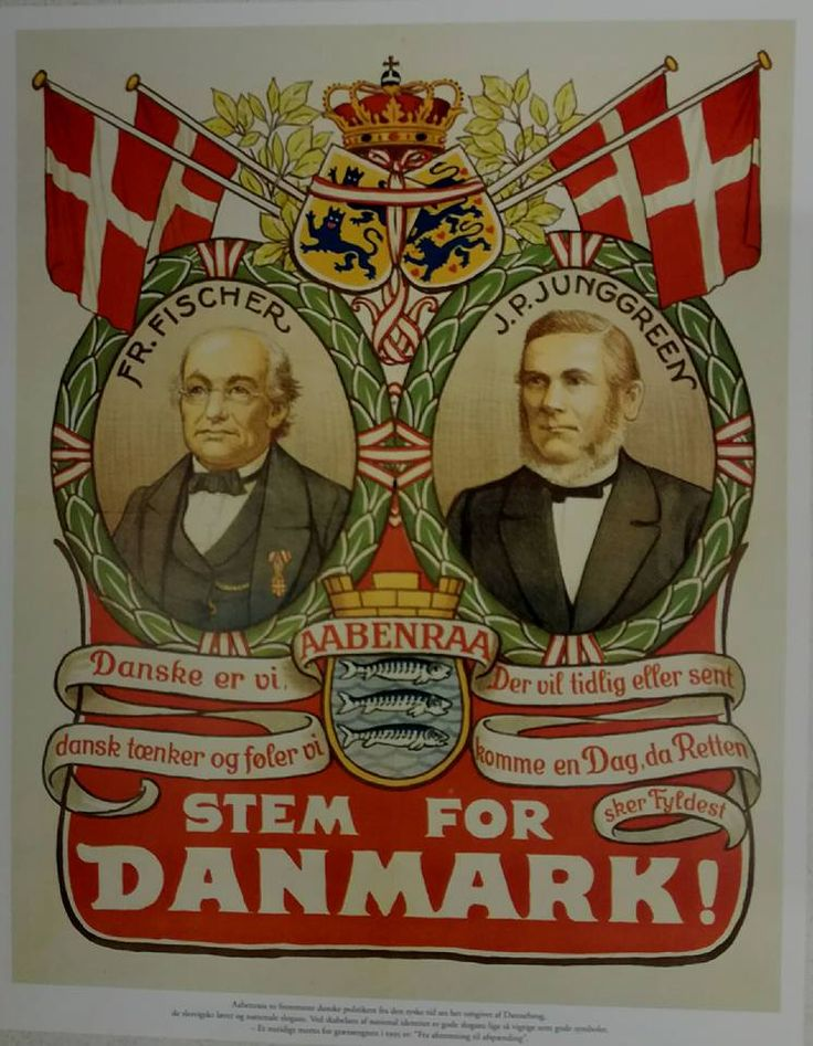 Stem for Danmark - 1920