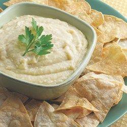 Garlic & White Bean Dip - EatingWell.com