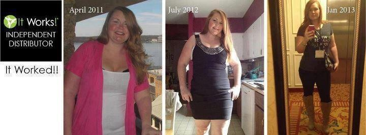 """Love this loyal customers testimony of It Works products:  She said....""""I'm a mom and this is what I did: I lost ALL this from It Works Supplements and the regular activities a mom does! Greens every single day, fat fighters and thermofit almost everyday. Wraps every 3-4 a month. I didn't make an effort to exercise. But I am a mom of a toddler and own a photography studio so I'm pretty active in norm normal daily stuff.""""   What will you testimony be? Order your It Works Products Today!"""