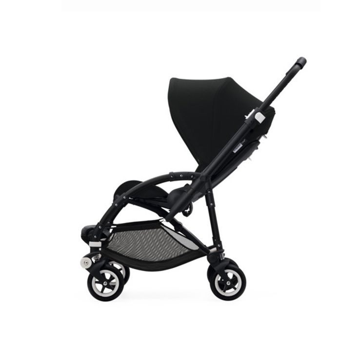 Bugaboo Bee5 Complete Set- All Black