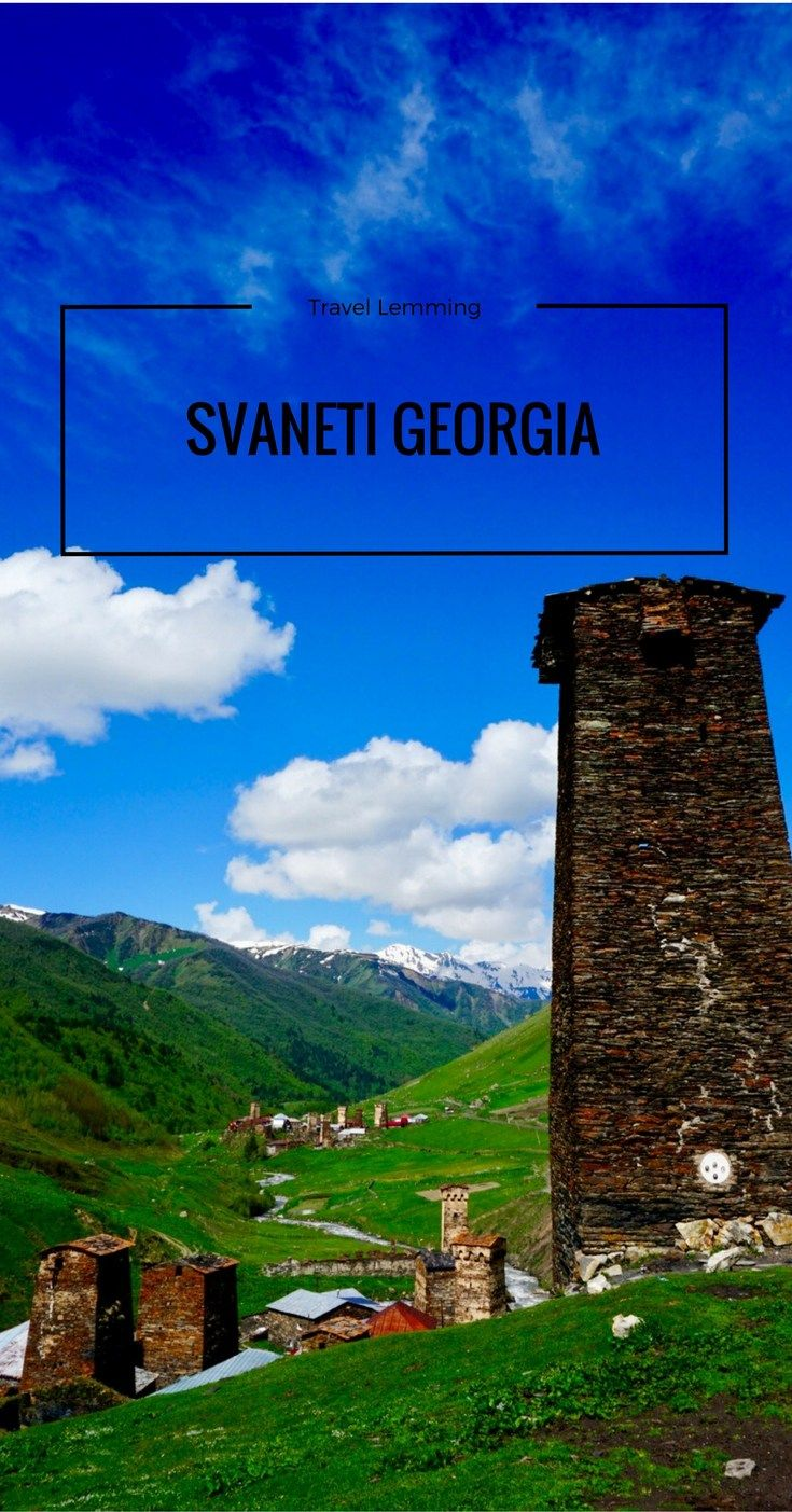 Svaneti is a secluded region hemmed in by jagged mountains which for centuries escaped the grasp of the kings and armies which repeatedly marauded the rest of Georgia. The Svan people speak a language all their own and survived through the ages by mustering their fearless warrior mentality and Svaneti's foreboding geographic location to keep invaders at bay.  Today, Svaneti is like a time capsule buried deep in the mountains. You won't find chain hotels, souvenir shacks, or ski resorts here…