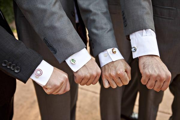 For an avengers wedding, the groomsmen would probably wear this/////