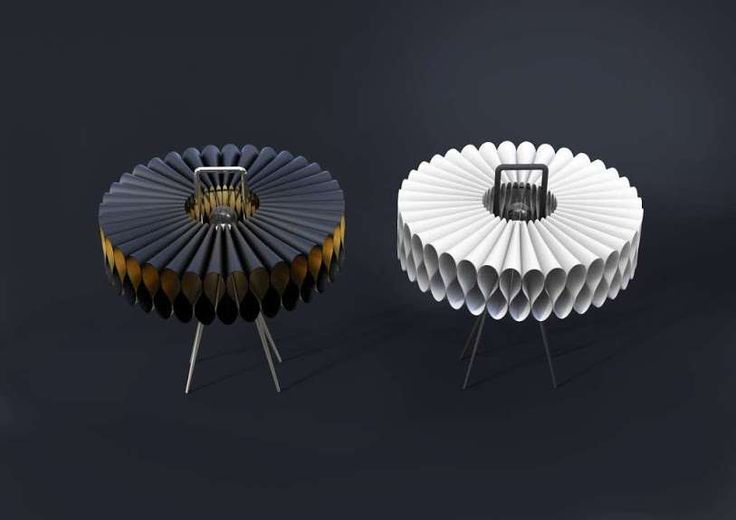 Kraaglamp  by Kosek Jaroslaw. One of the 10 finalists of the Rijksstudio Awards 2015.