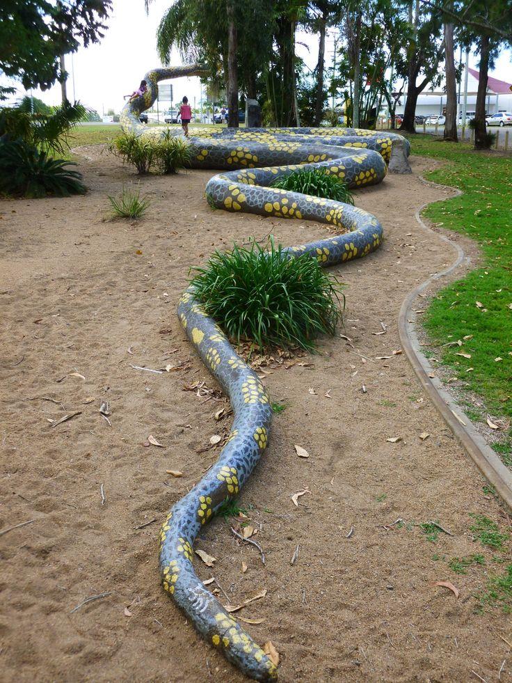 Big Snake, Ayr   QLD