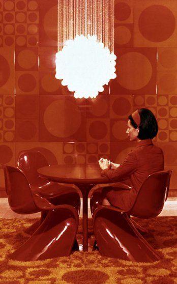 Panton Chair // Design: Verner Panton // Produsent: Vitra