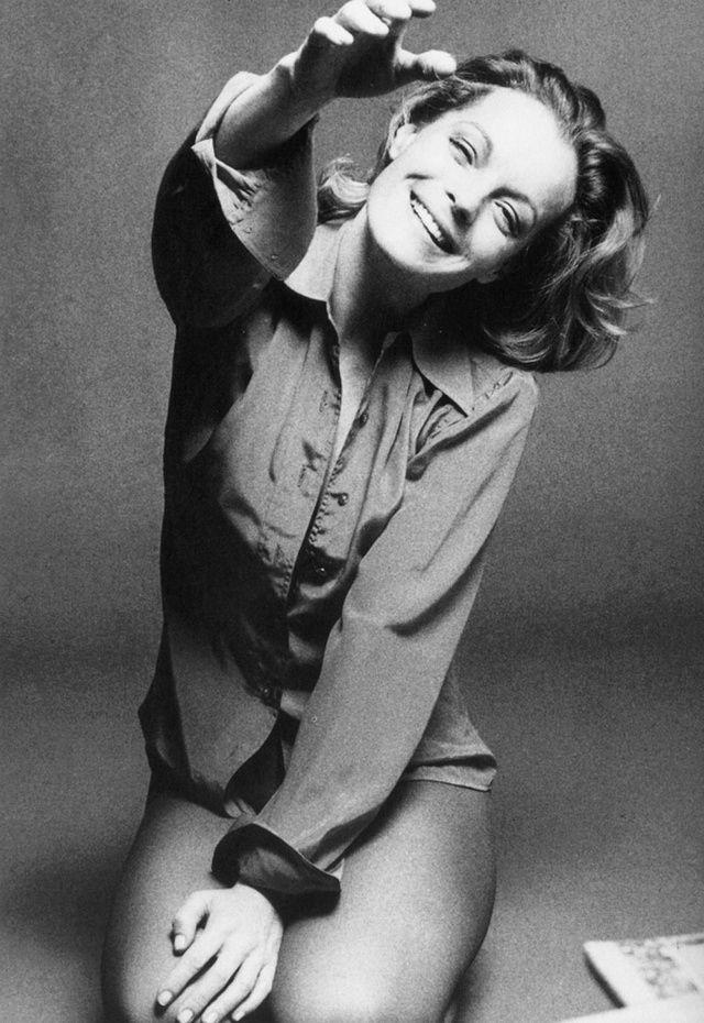 Les plus belles photos de Romy Schneider chemise