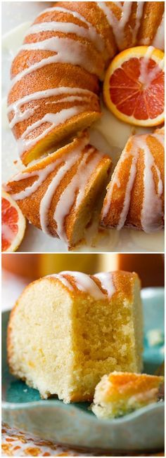 Learn what makes this orange bundt cake SO moist and tender! Cara cara oranges also give the best flavor! Recipe on sallysbakingaddiction.com