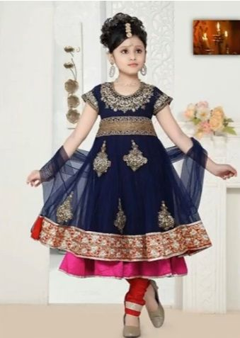Collect different, stylish kids salwar kameez and make your kids special for any occasion.