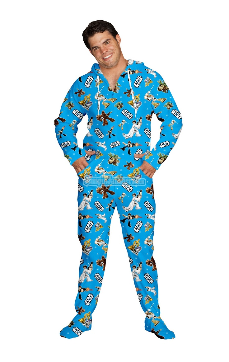 Wars Pajamas Adult 44