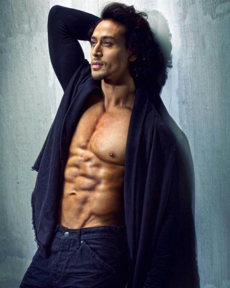 Tiger Shroff indian Actor