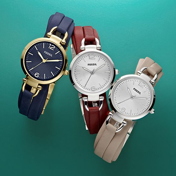 Women's Watches: New for Winter | FOSSIL