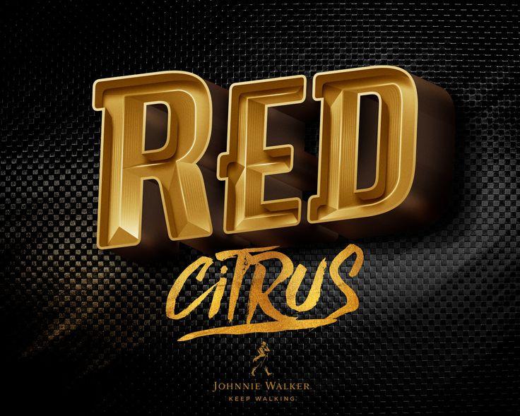 LINGUAGEM VISUAL // RED CITRUS® on Behance
