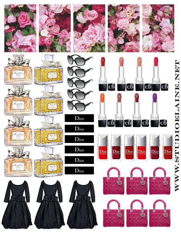 Dior Free Sticker Download
