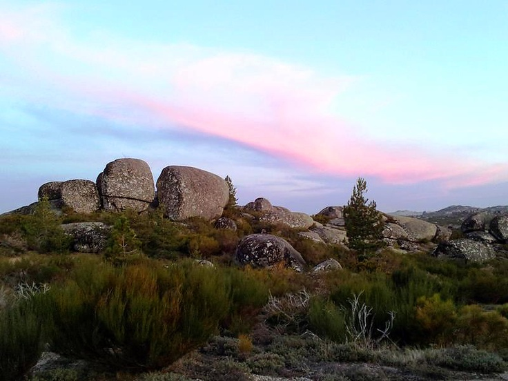 Penhas Douradas at Serra da Estrela Natural Park | via @PortugalConfidential #CentroPT #Portugal
