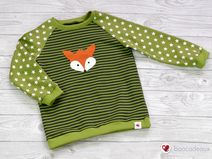 Shirt Fuchs grün